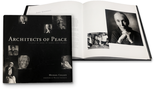 Architects of Peace Open Book